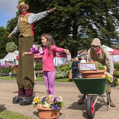 Chorley Flower Show - tall-gardeners