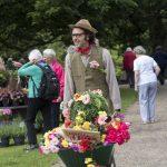 Chorley Council Flower Show Astley Park Chorley