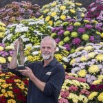 Chorley Flower Show held in Astley Park.