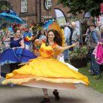 Chorley Flower Show held in Astley Park