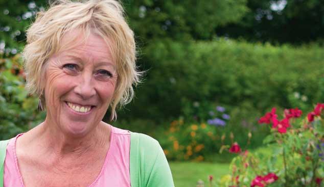 Chorley Flower Show - Carol Klein