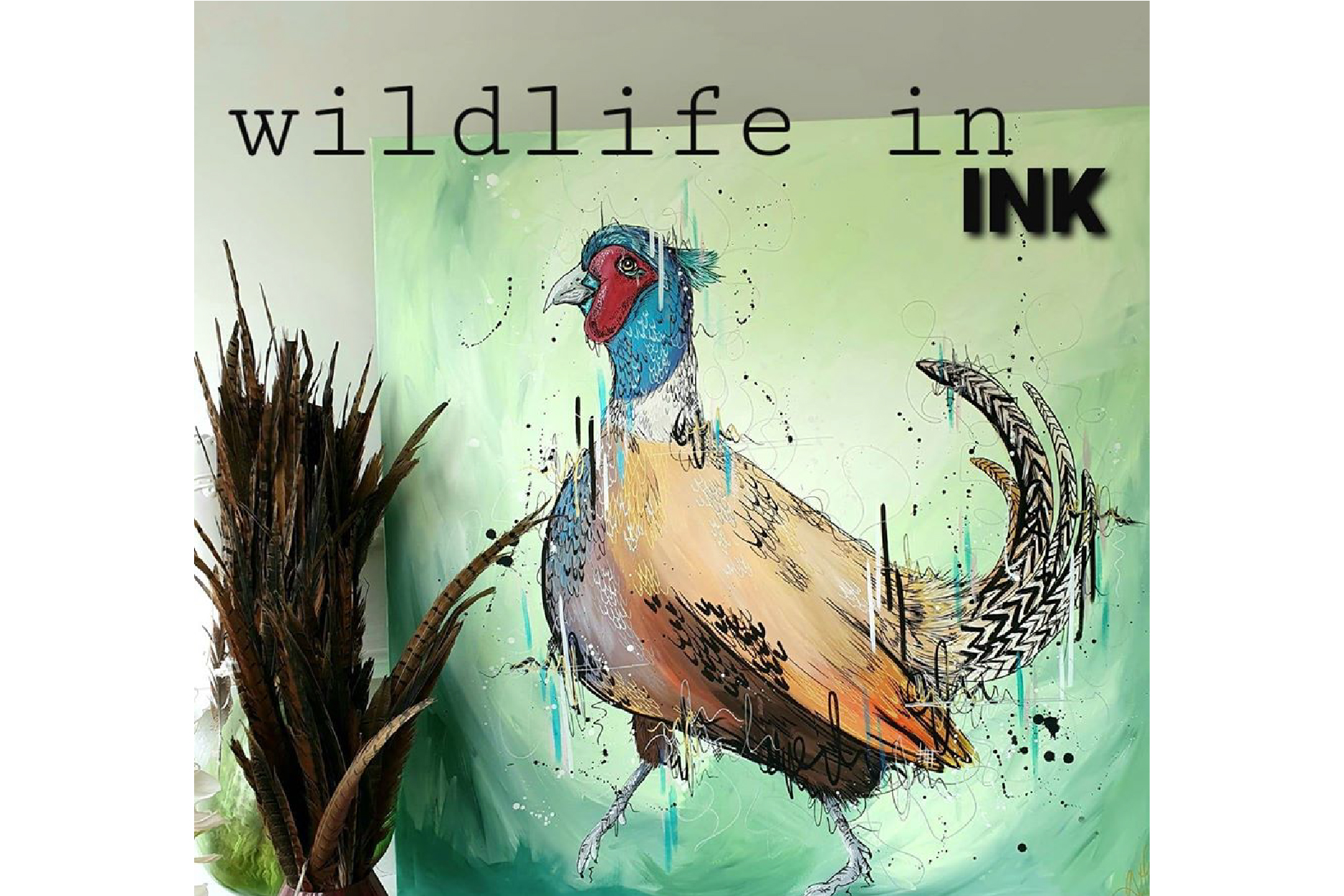 Wildlife in Ink