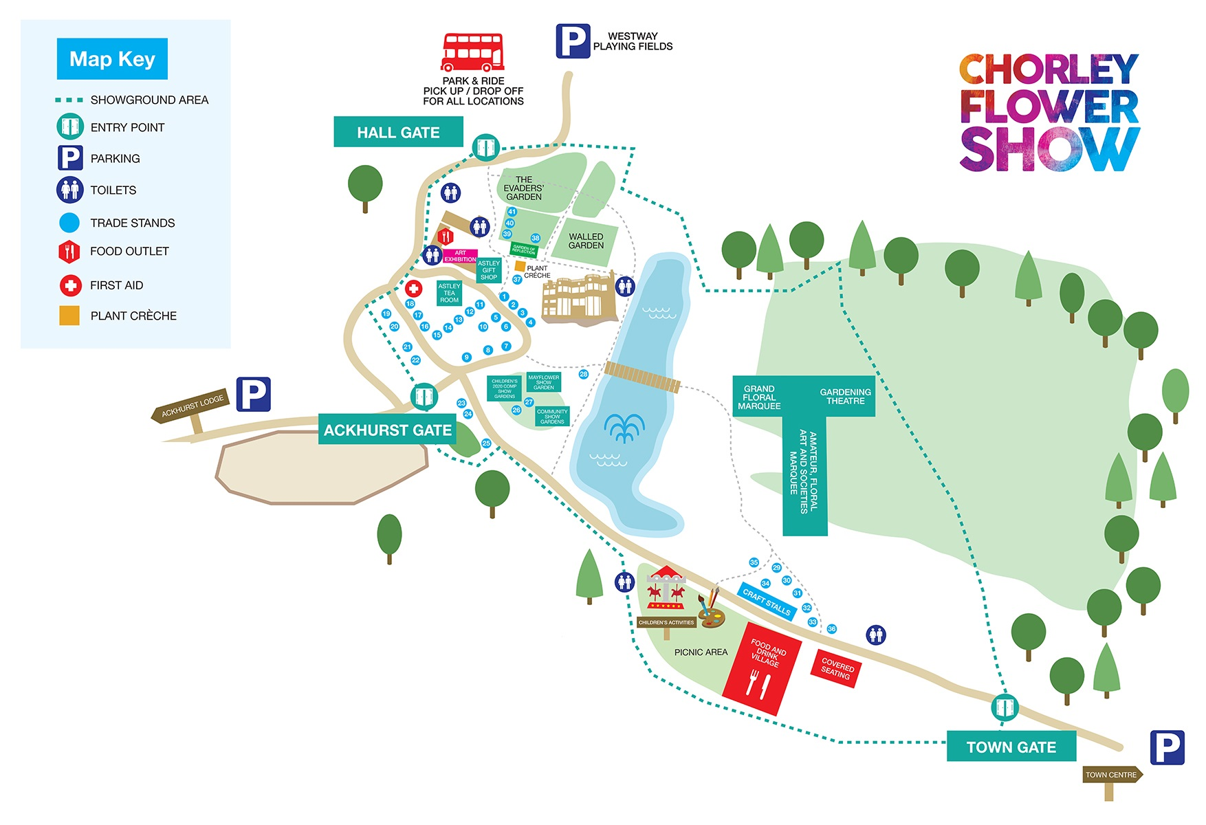 Show Map 2021